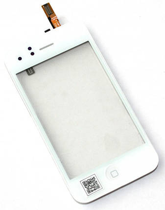 Сенсор iPhone 3G с рамкой, тач скрин для телефона смартфона, фото 2