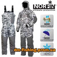 Зимний мужской костюм до -40С Norfin Explorer Camo
