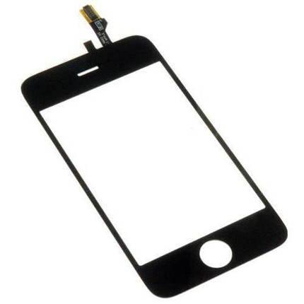 Сенсор iPhone 3G black, тач скрин для телефона смартфона, фото 2