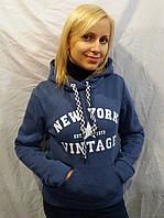 Женская толстовка new york