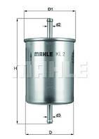 Фильтр топлива A4, A6, SUPERB (производитель Knecht-Mahle) KL2