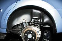 Подкрылки Geely MK Полный комплект