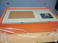 Лазерный гравер со2 40Вт, фото 1