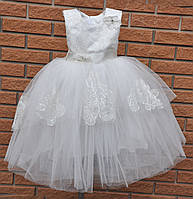 Платье для девочки  бальное ,  праздничное ,пышное  4-6 лет