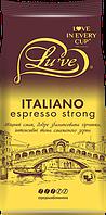 Кофе в зернах Lu've Italiano Espresso Strong 1кг