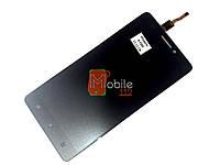 Модуль для Lenovo A7000 (K50-T5) Дисплей + тачскрин, черный, (1280 x 720)