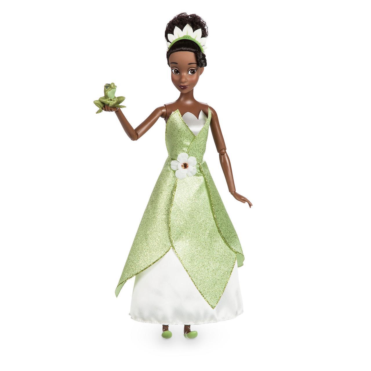 Кукла Тиана классическая с лягушонком