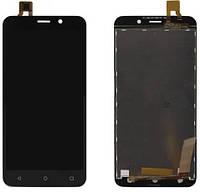 Дисплей (экран) + сенсор (тач скрин) FLY FS509 Nimbus 9 black