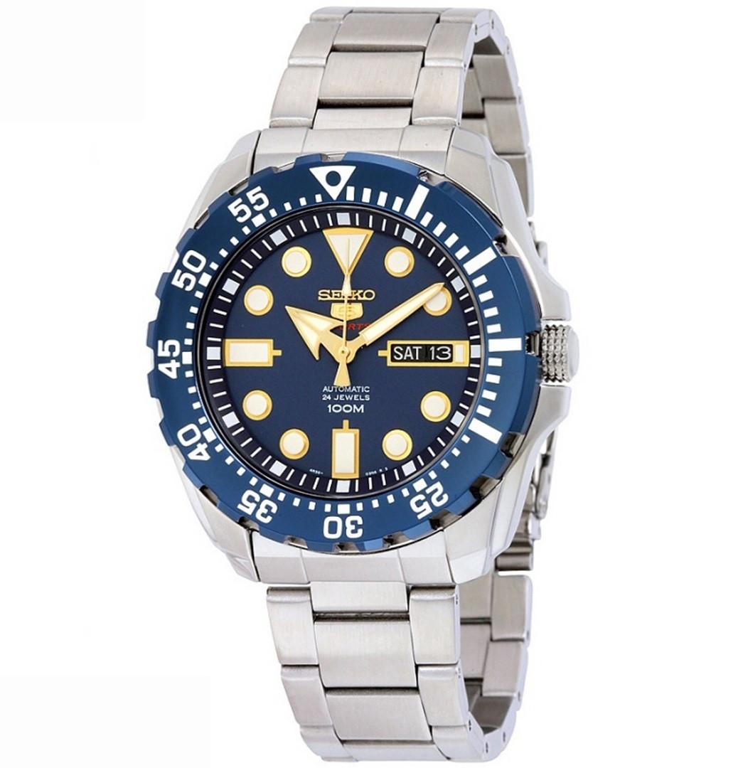 Часы Seiko 5 Sports SRP605K1 Automatic 4R36 B