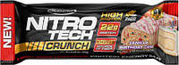 MuscleTech Nitro Tech Crunch Bar 12x65g