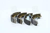Колодка тормозная баробанного HYUNDAI GETZ 1.1, 1.4, 1.6, 1.5CRDI (производитель SANGSIN) SA132