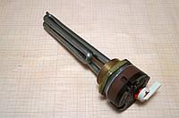 Тэн для водонагревательных бойлеров с датчиком (нержавейка), 2000 Вт