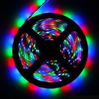 Светодиодная лента BIOM Standart SMD 5050 12v, 60 LEDs/m, 14.4W IP20 RGB, фото 2