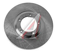Диск тормозной передний HYUNDAI NEW PORTER/GRACE (производитель VALEO PHC) R1003