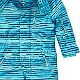 ТERMOкомбинезон TOPOLINO(аналог відомої фінської марки.) зебра блакитна, фото 3