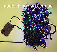 Новогодняя гирлянда - 500 светодиодов, 4 цвета, 8 режимов свечения