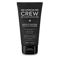 American Crew Moisturizing Shaving Skincare Cream Увлажняющий крем для бритья Американ Крю