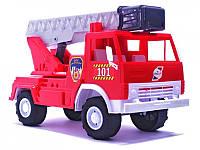 """Детская игрушка машинка ОРИОН """"Пожарная Х2"""""""