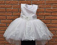 Платье  нарядное,пышное ,бальное для девочки 2 - 4  года