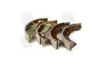 Колодка тормозная баробанного HYUNDAI i10 07MY (производитель PARTS-MALL) PLA-024