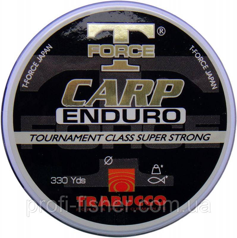 Леска T-Force Carp END 600mt. 0.30mm