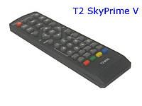 Пульт д.у SkyPrime V T2 HD для эфирных T2 приставок