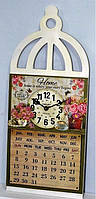 "Настенные часы ""Календарь"" 1063-5"