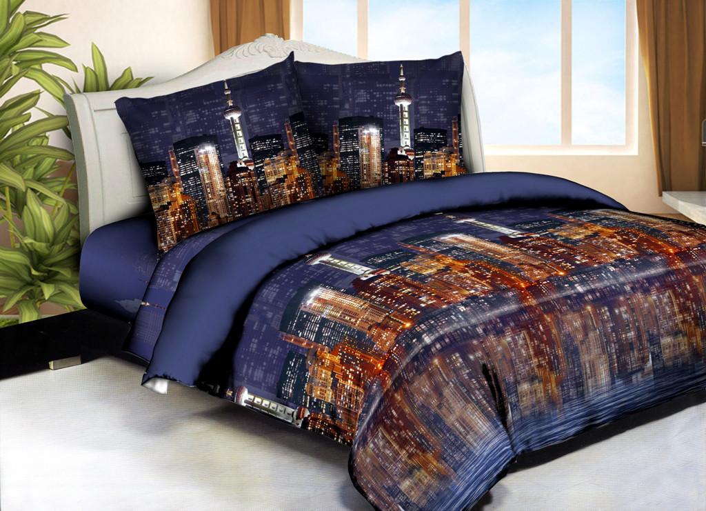 Ткань для постельного белья Полисатин 135 SP135-HL278 (60м)