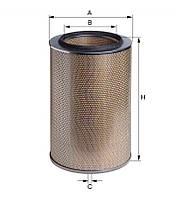 Фильтр воздушный IVECO (TRUCK) (производитель Hengst) E118L