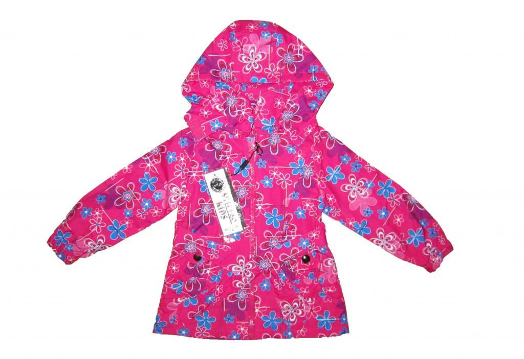 Ветровка детская  на осень для девочки. LH 260