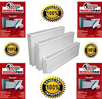Стальные радиаторы отопления Worldpan 500*500 тип 22 Цена-Качество Супер