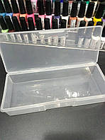 Контейнер бокс пластиковый для инструмента, салфеток и т.д.