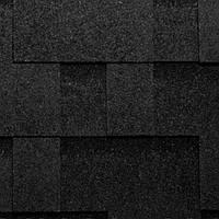 Битумная черепица  KATEPAL™Super Rocky (Черный)