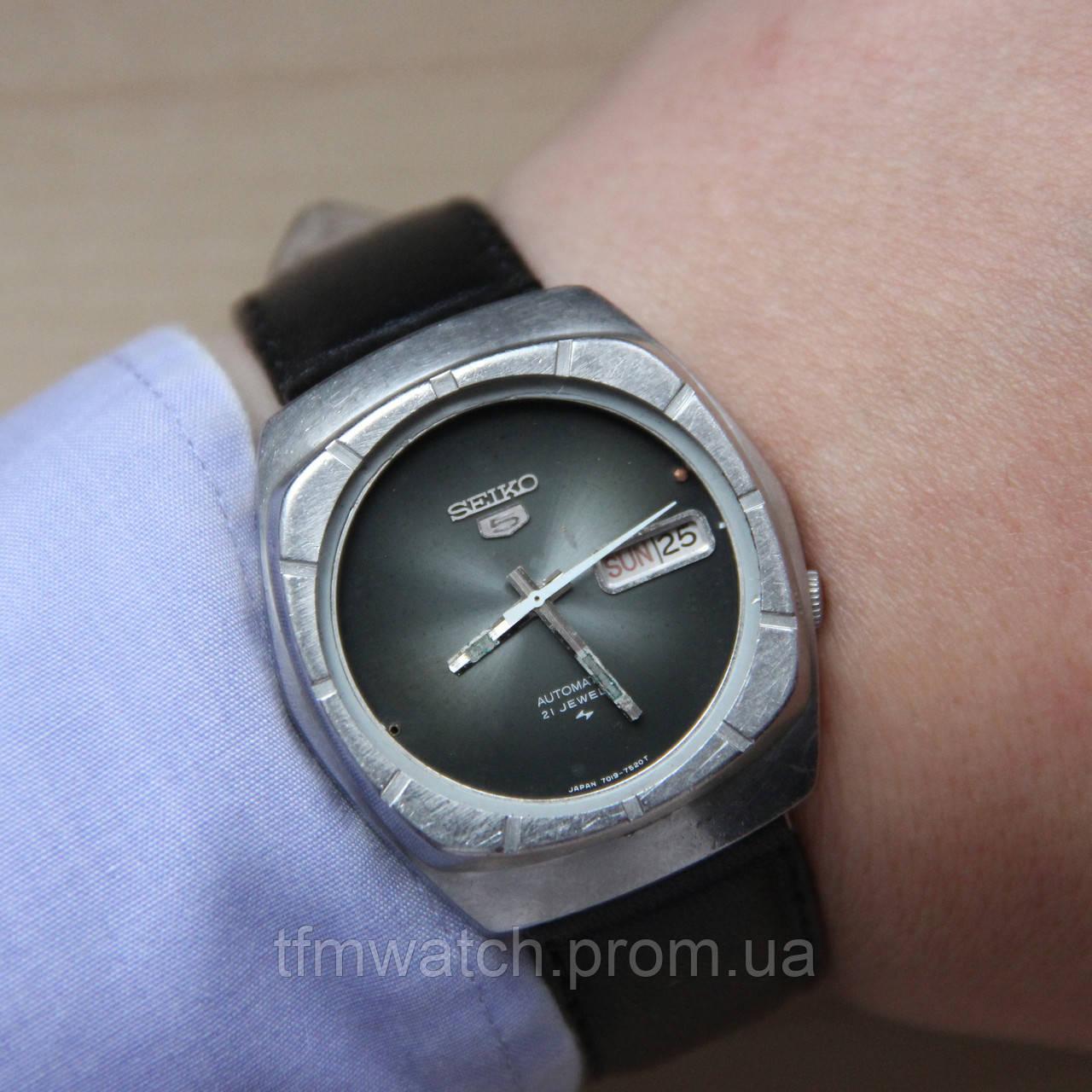 Купить мужские часы Сейко