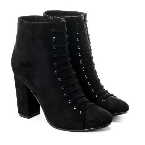 Женские ботинки Altman BLACK