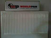 Стальной Радиатор отопления (батарея) 500x800 тип 22 WorldPan (боковое подключение), фото 2