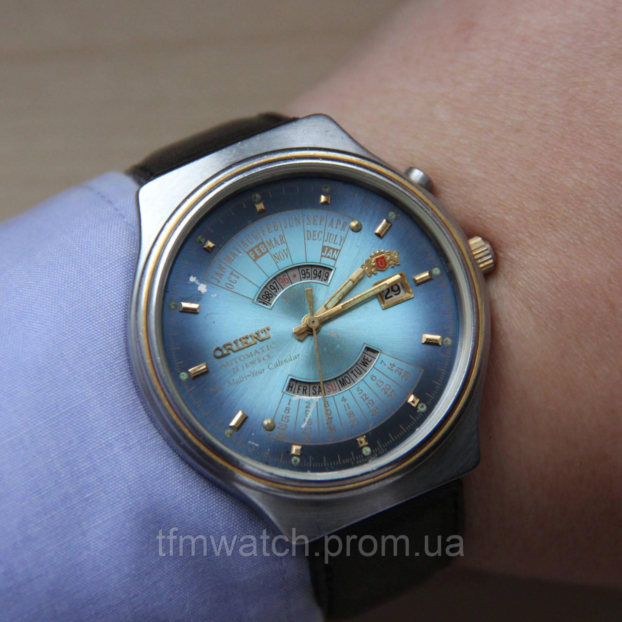 Orient Ориент Колледж мужские наручные часы - Магазин старинных e77d76d8b4192