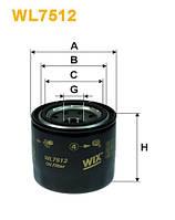 Фильтр масляный Hyundai; Kia (производитель WIX-Filtron) WL7512
