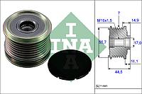 Механизм свободного хода генератора MB (производитель Ina) 535 0042 10
