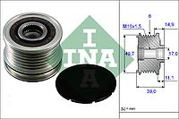 Механизм свободного хода генератора MB (производитель Ina) 535 0050 10