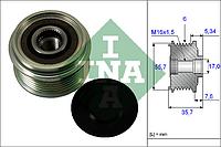 Механизм свободного хода генератора MB (производитель Ina) 535 0077 10