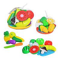 Детский игрушечный набор Продукты на липучке A306 HN