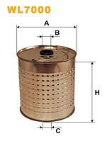 Фильтр масляный MB WL7000/OC600 (производитель WIX-Filtron) WL7000