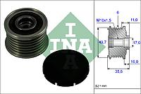 Механизм свободного хода генератора MB (производитель Ina) 535 0016 10