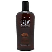 Гель для душу дезодоруючий American Crew 24-Hour Deodorant Body Wash