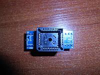 Адаптер переходник PLCC32 - DIP32 прошивки BIOS