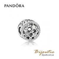 Pandora Шарм СИЯЮЩИЕ ЗВЕЗДЫ #796373CZ серебро 925 Пандора оригинал