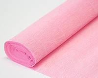 Креп бумага 549 светло-розовая Cartotecnica rossi, Италия