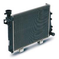 Радиатор вод. охлаждения ВАЗ 2107 (алюм.) (пр-во ДААЗ)