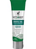 VET`S BEST Dental Gel Гель для чистки зубов, 103 мл